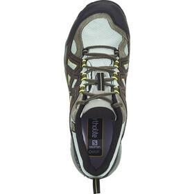 Salomon Evasion 2 GTX Surround Chaussures Homme, shadow/beluga/lime punch
